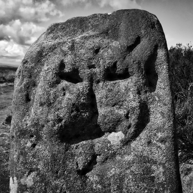 The Face Stone