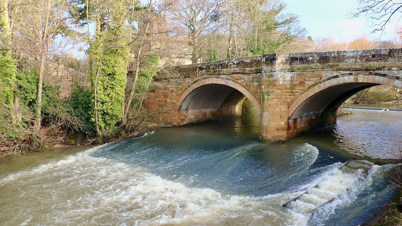 River Leven, Hutton Rudby