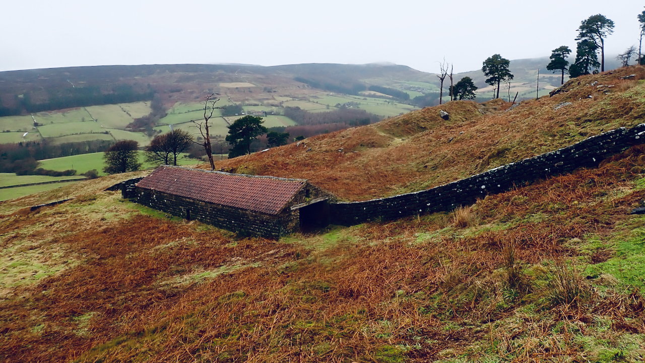 Sheep House, below Medd Crag