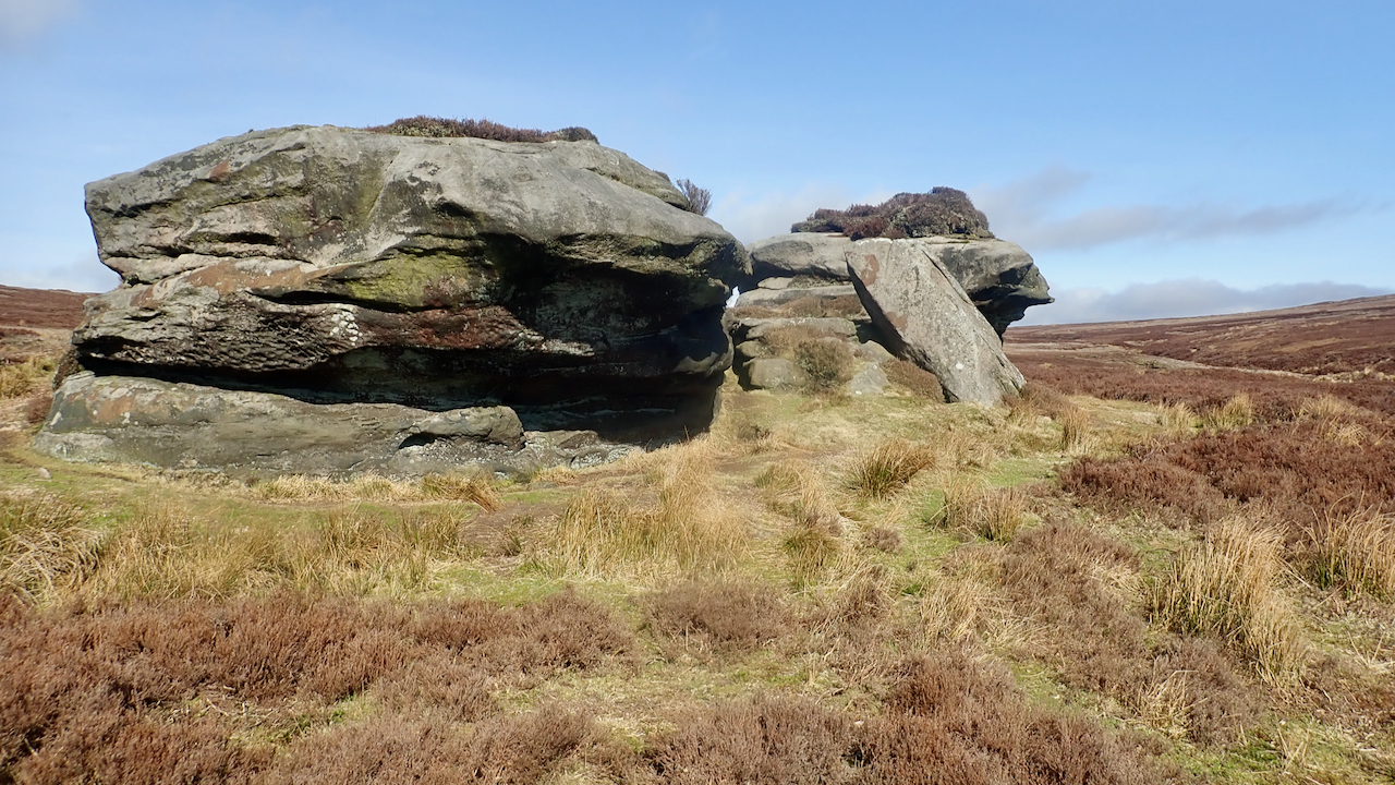 The Badger Stones