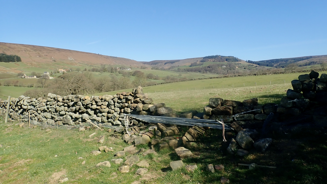 Bransdale - before