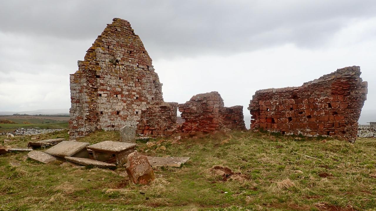 Aldcambus, St Helen's Church