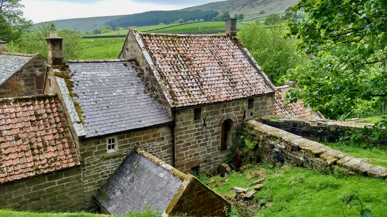 Bransdale Mill - North Aspect