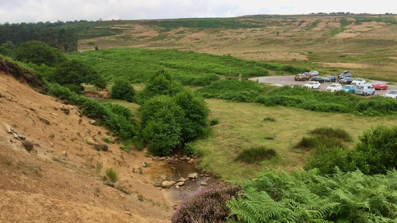 Site of High Dam reservoir