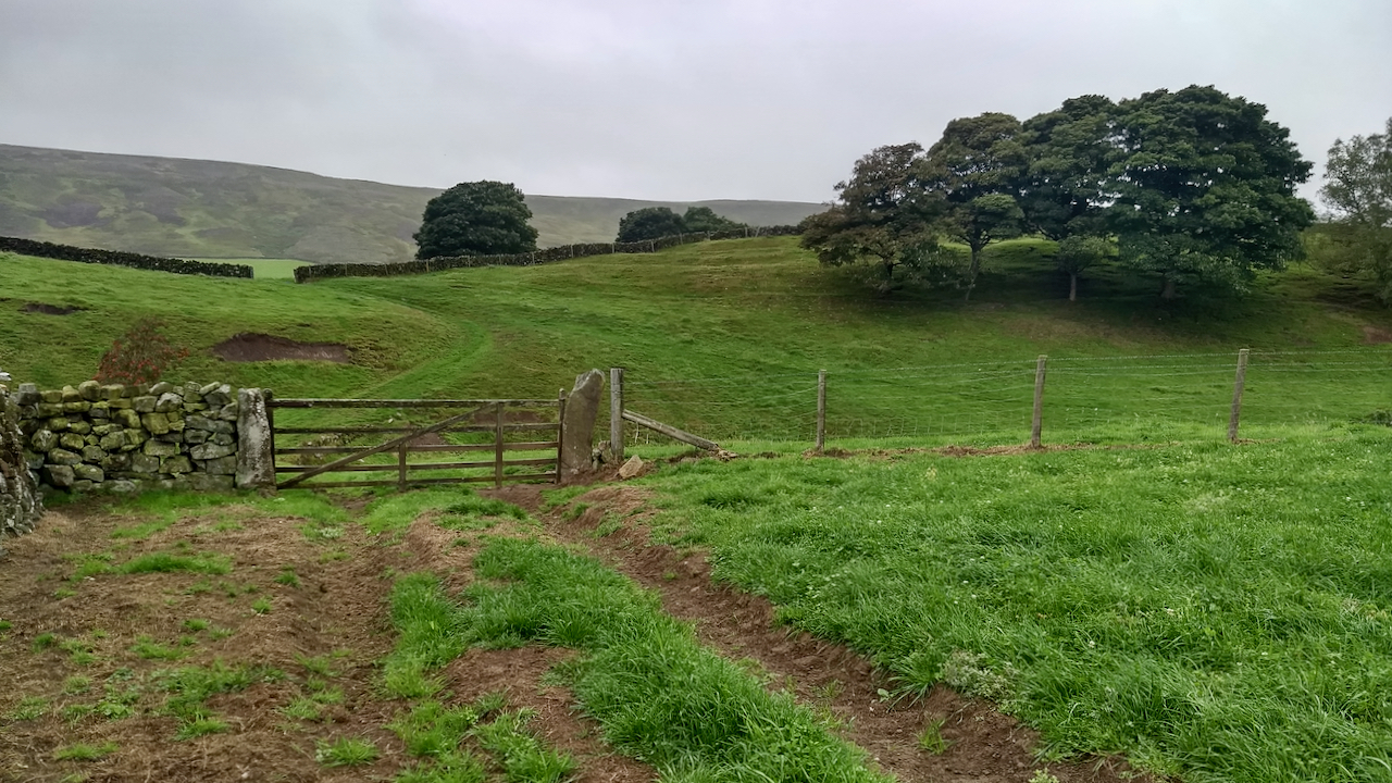 Round Hill Iron Age Fort