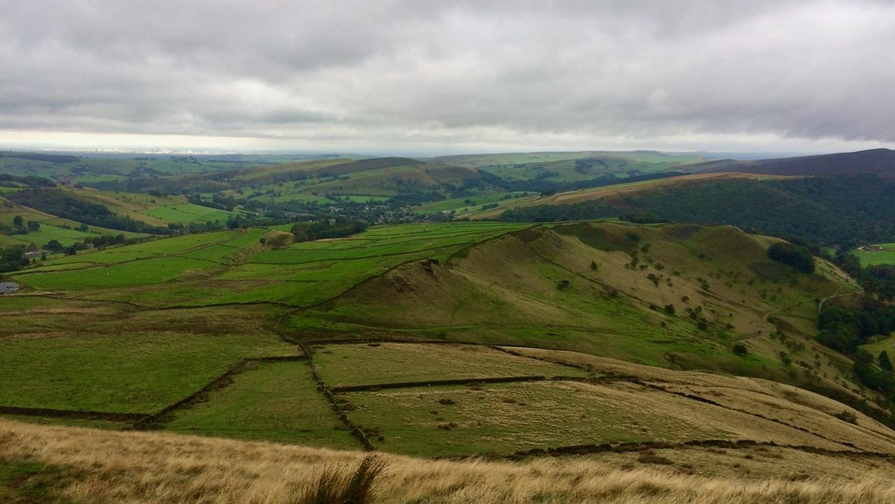 Mount Famine ridge